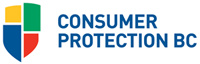 Licensed by Business Practices & Consumer Protection Authority of British Columbia